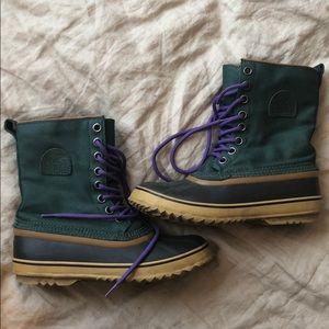 Sorel Waterproof Snow boots 🥶🔥
